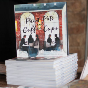 book called Paint Pots and Coffee Cups